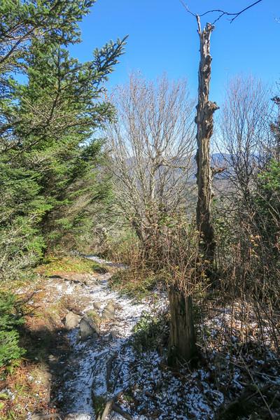 Jumpoff Spur Trail - 6,200'