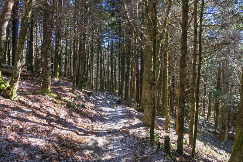 Appalachian Trail - 5,970'