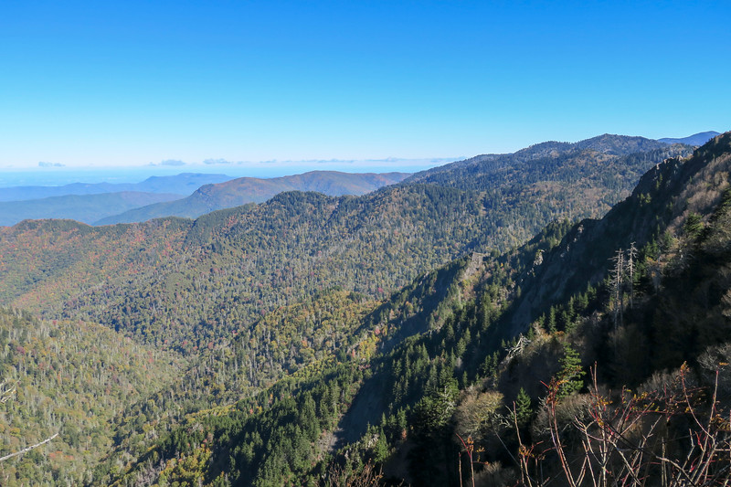 Appalachian Trail - 5,550'