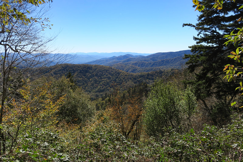 Appalachian Trail - 5,350'