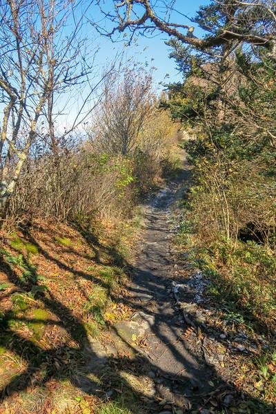 Appalachian Trail - 5,540'