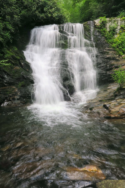 Enloe Creek Falls - 3,660'