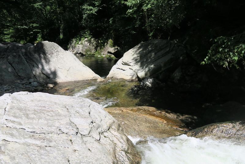 Raven Fork - 3,600'