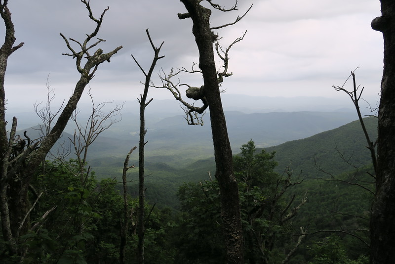 Appalachian Trail - 4,840'