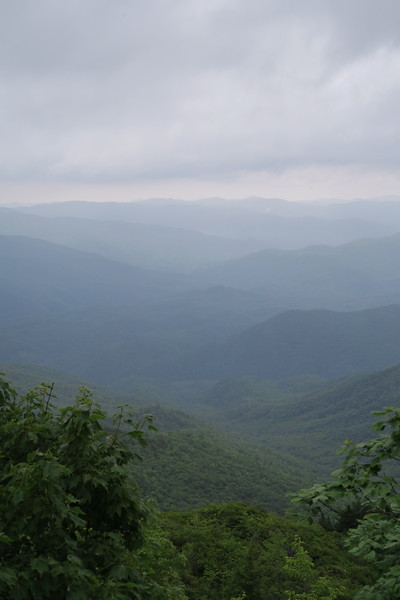 Mount Cammerer - 4,928'