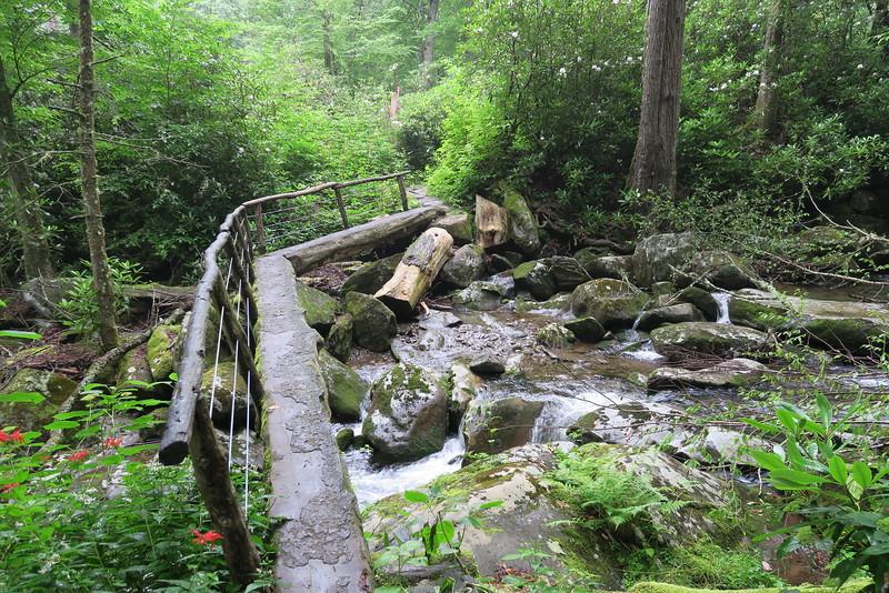 Ramsey Cascades Trail - 3,660'