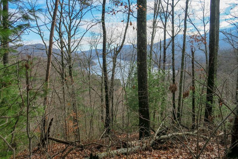 Appalachian Trail -- 2,050'