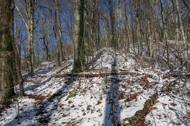 Appalachian Trail -- 2,900'