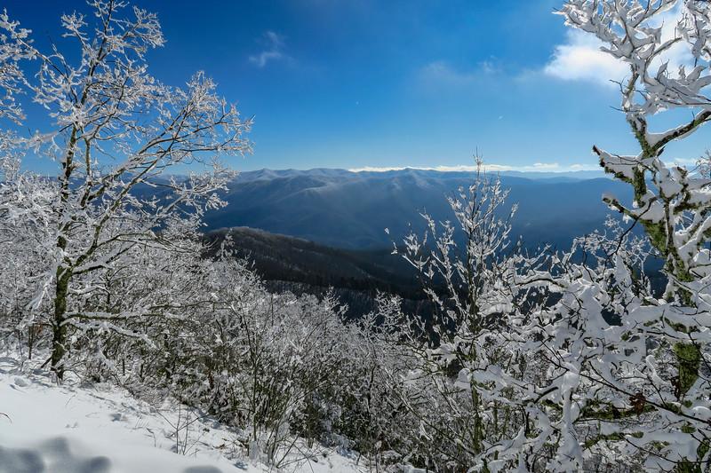 Appalachian Trail -- 3,650'