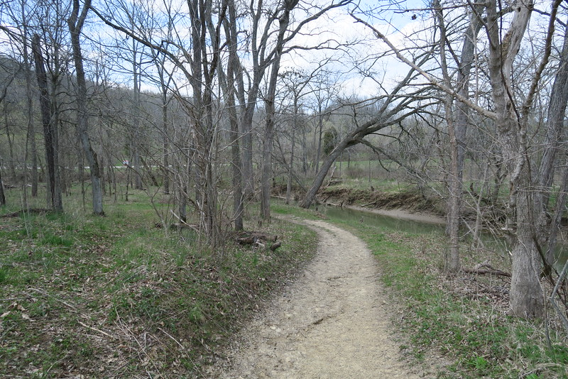 Big Bone Creek Trail