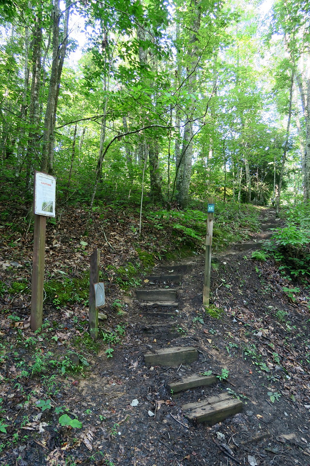 Honey Creek Loop Trailhead