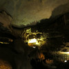 "Arriving at the ""Drapery Room"", the location of the most dramatic formations yet found in Mammoth Cave..."