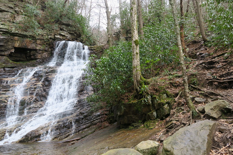 Bailey Falls Route