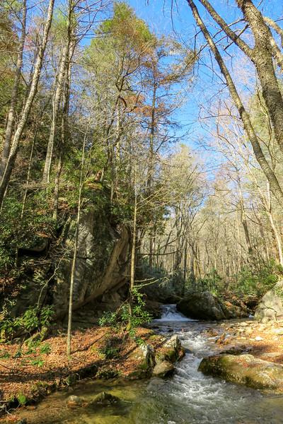 Rocky Fork -- 2,500'