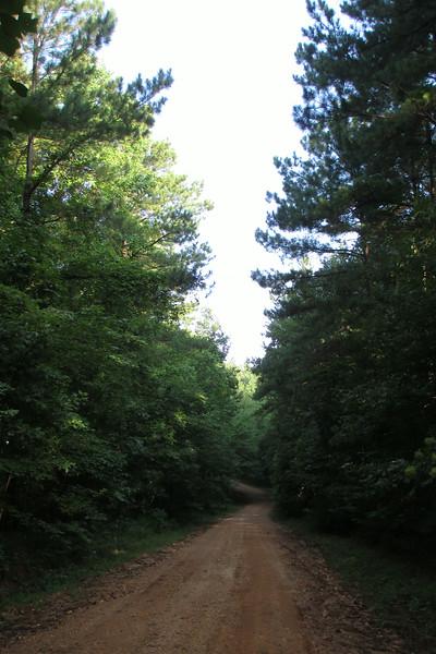 Woodall Mountain Road