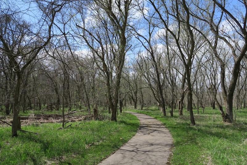 Big Bone Creek Trail