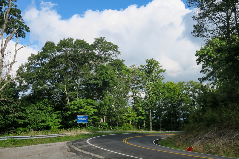Black Mountain Ridge Road @ HWY 160 - 3,700'