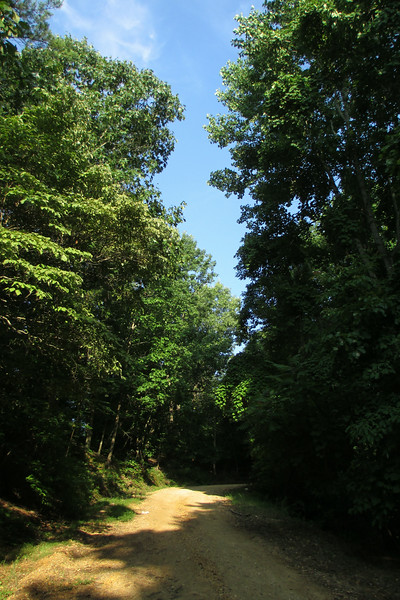 Woodall Mountain Road