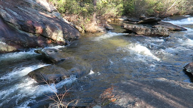 Little River -- 2,660'