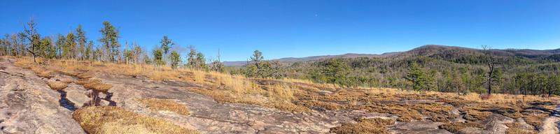 Cedar Rock Trail -- 2,850'