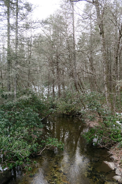 Grassy Creek  -- 2,470'