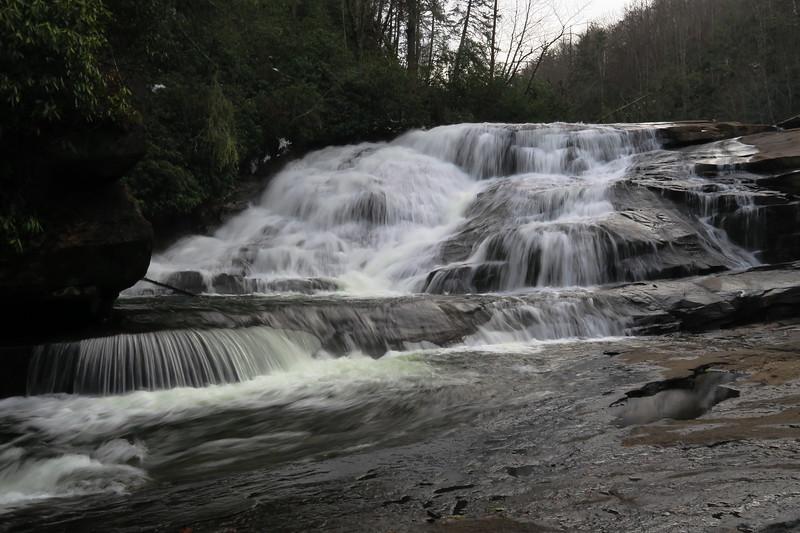 Triple Falls  -- 2,290'