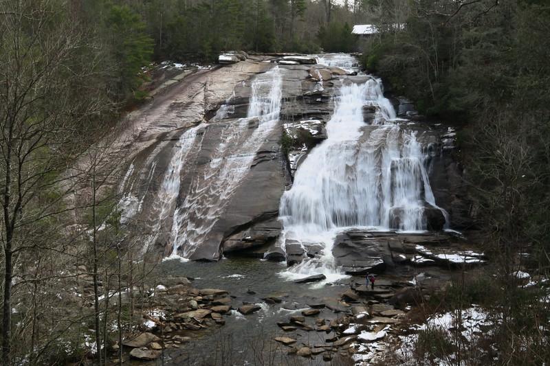High Falls  -- 2,480'