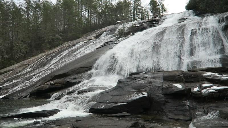 High Falls  -- 2,400'
