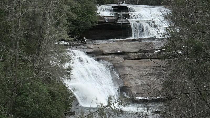 Triple Falls  -- 2,370'