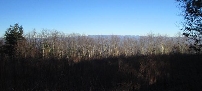 Stone Mountain Trail (ca. 2014) --  3,420'