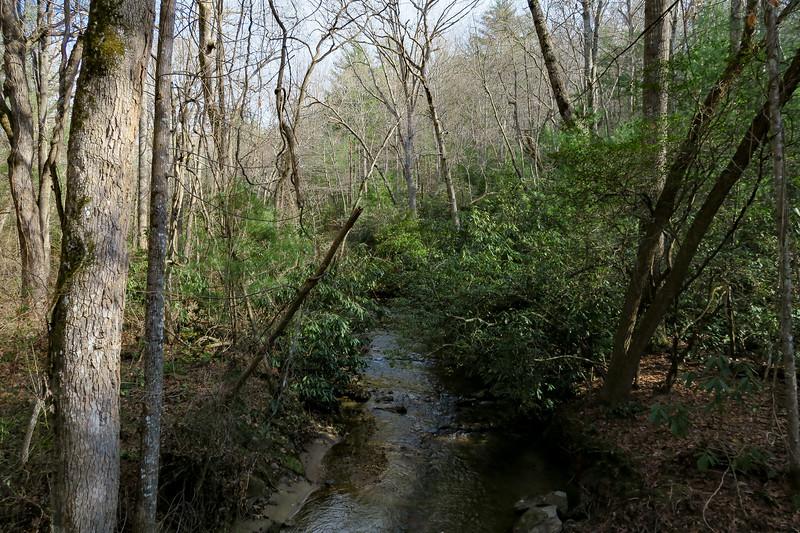 Dingle Creek -- 2,060'