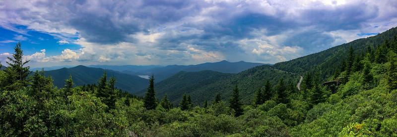 Mountains-to-Sea Trail - 5,680'