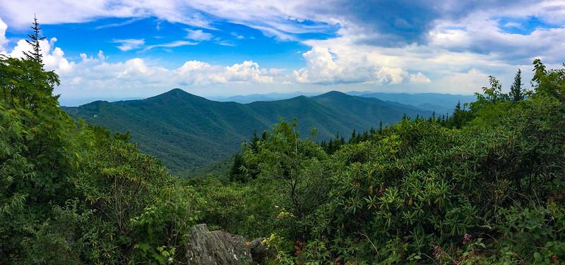 Mountains-to-Sea Trail - 5,640'
