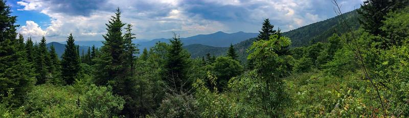 Mountains-to-Sea Trail - 5,720'