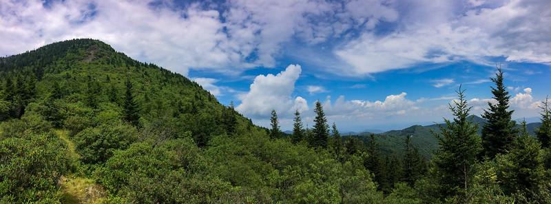 Mountains-to-Sea Trail - 5,700'