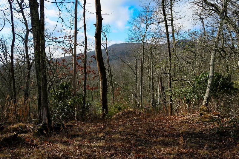 Mountains-to-Sea Trail/F.R. 106 -- 3,110'
