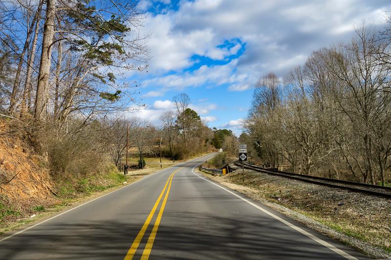 Highway NC-268 (MST) -- 880'