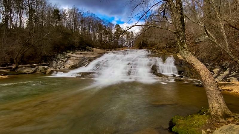 Carter Falls (Upper) -- 1,010'