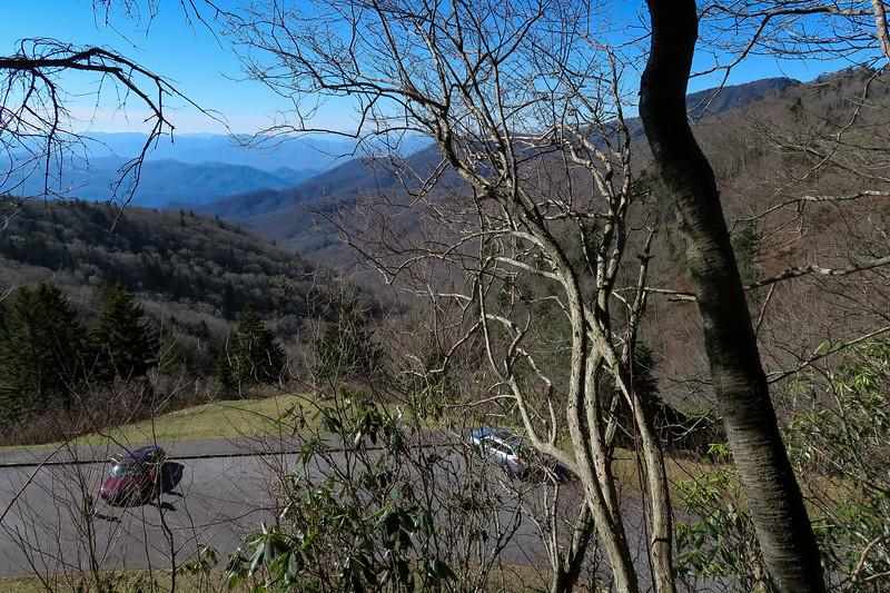 Mountains-to-Sea Trail -- 5,320'