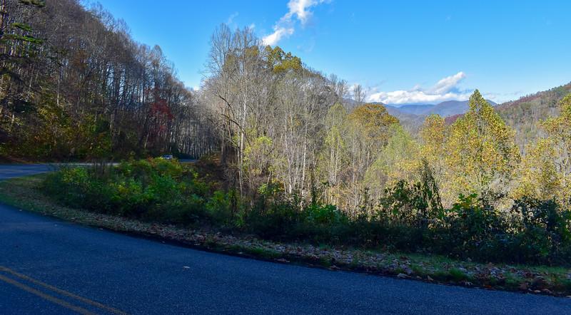 Blue Ridge Parkway/M.S.T. -- 2,700'
