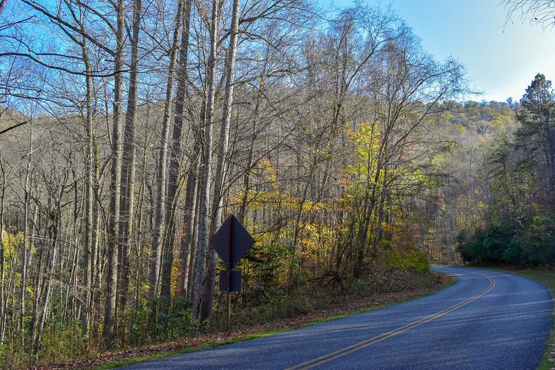 Blue Ridge Parkway/M.S.T. -- 2,800'