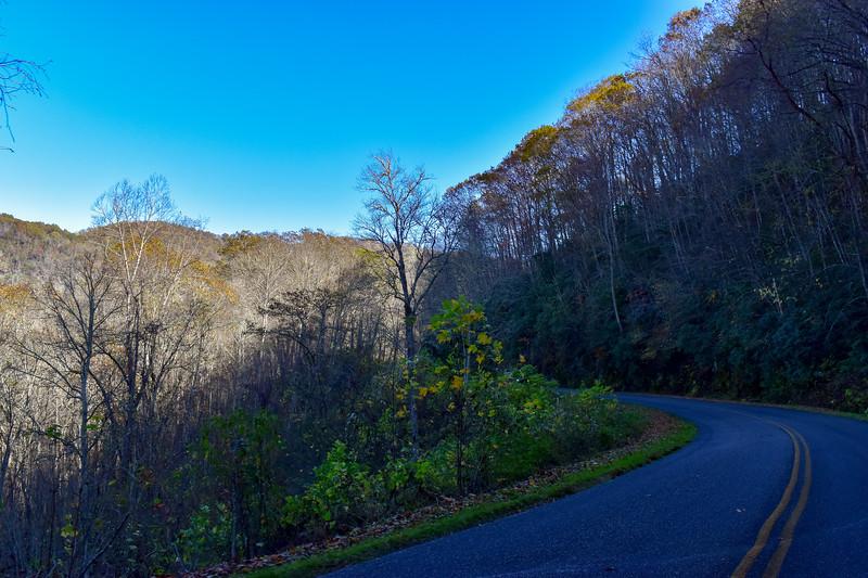 Blue Ridge Parkway/M.S.T. -- 2,650'