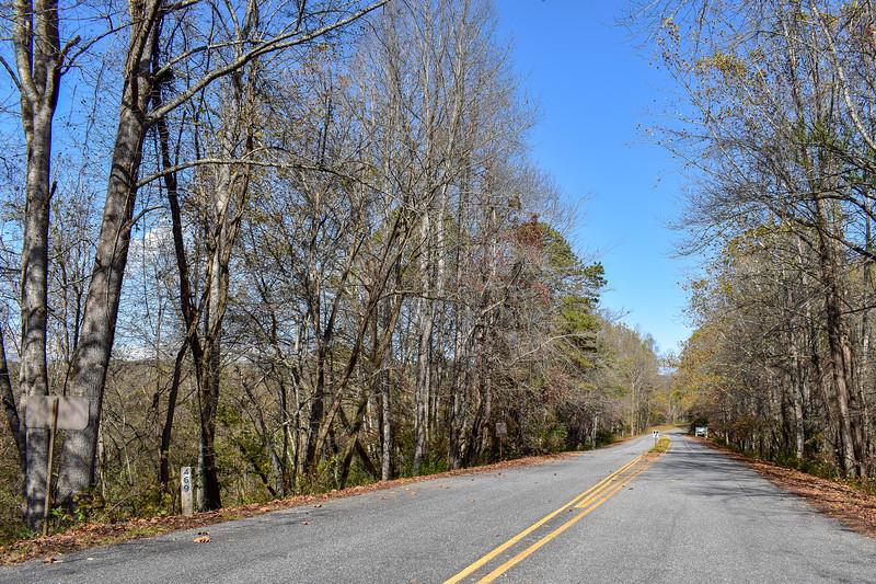 Blue Ridge Parkway/M.S.T. -- 2,030'