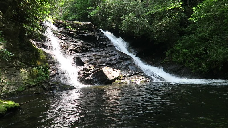 Lower Balsam Falls