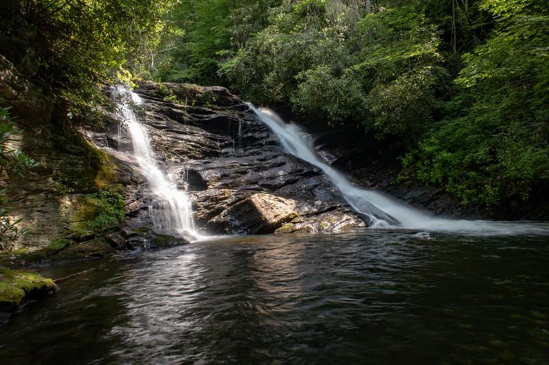 Lower Balsam Falls