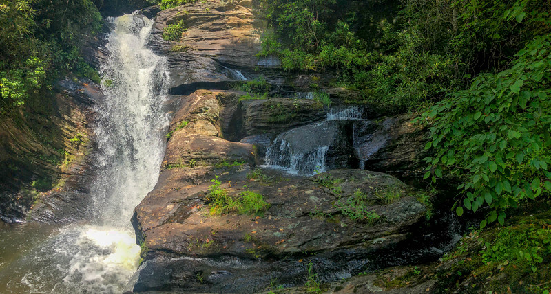 Patricia Falls-Lauren Falls Route