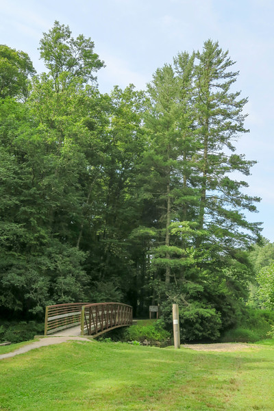 Balsam Lake Recreation Area Trailhead