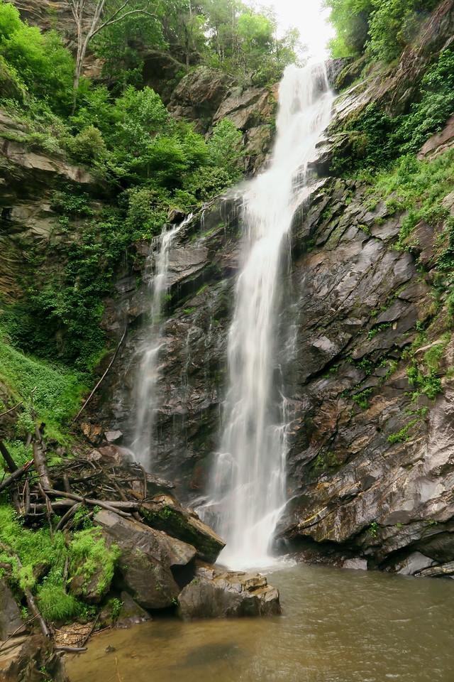 Sol's Creek Falls
