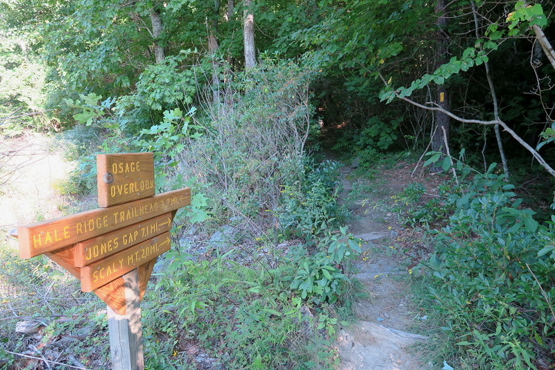 Bartram Trail @ NC-106 - 3,690'