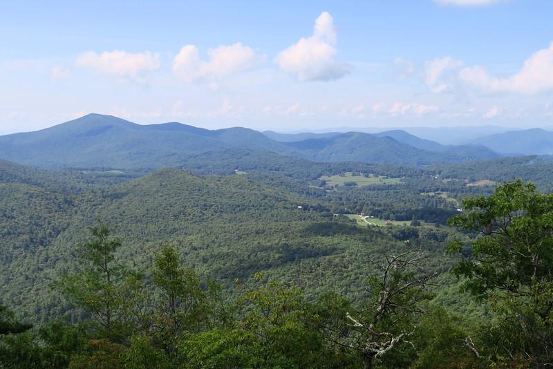 Big Scaly Mountain - 4,804'